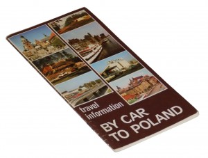 By car to Poland. Travel information